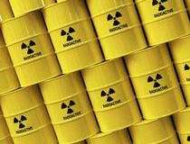 Radioactive waste storage...