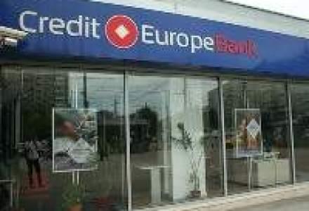 Credit Europe Bank ieftineste tranzactiile efectuate prin Internet Banking
