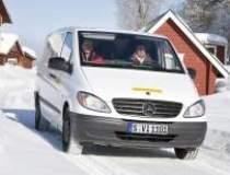 Mercedes-Benz Vito electric a...