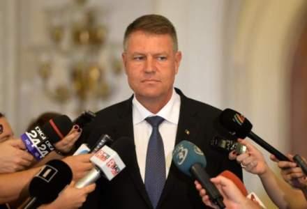 Klaus Iohannis: Am cerut SRI sa verifice declaratiile lui Ponta, daca nu sunt adevarate, sa raspunda