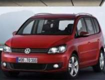 Noul VW Touran, in premiera...