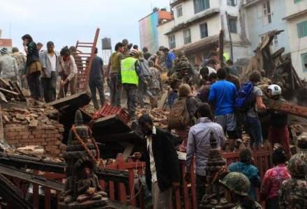 Un nou cutremur in Nepal