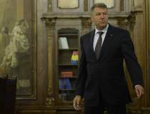 Klaus Iohannis: Defrisarile...