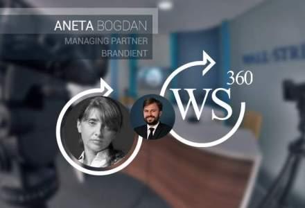 Aneta Bogdan (Brandient) vorbeste la WALL-STREET 360 despre tendintele din brandingul romanesc. De unde vine cresterea?