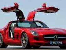 Mercedes-Benz SLS AMG coupe a...