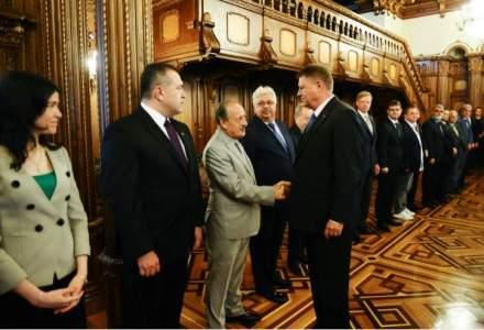 Iohannis, intalnire in PREMIERA cu oamenii de afaceri. Lista managerilor si a antreprenorilor prezenti la Cotroceni