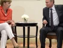 Angela Merkel: Rusia nu poate...