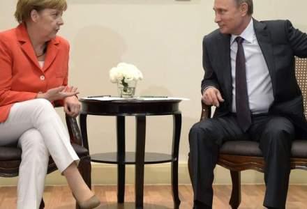 Angela Merkel: Rusia nu poate reveni in G8 pana nu respecta integritatea teritoriala