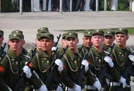 Ucraina va suspenda cooperarea militara cu Rusia