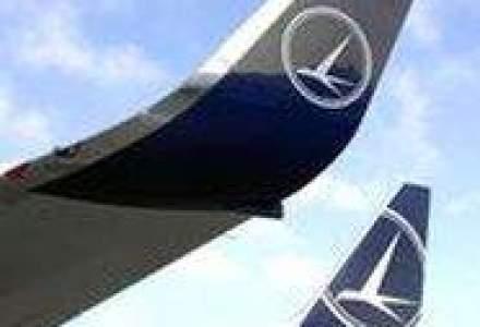 Tarom a anulat zborurile spre Timisoara, Paris, Lyon si Munchen