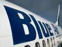 Blue Air runs test flight...