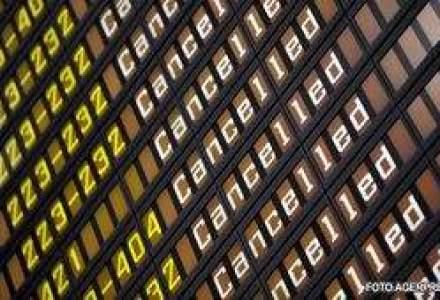 Traficul de pe Baneasa si Otopeni, redeschis: Agitatie, aglomeratie si multe zboruri inca neoperabile