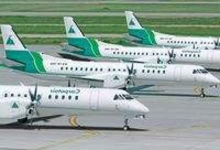 Carpatair a efectuat un zbor Bucuresti-Timisoara si nu au existat probleme