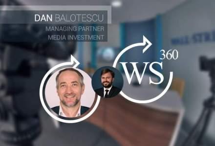 VIDEO. Dan Balotescu, Media Investment: Piata de media creste la 350 MIL. euro in 2015