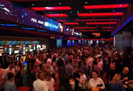 Cinema City deschide din toamna un cinematograf in Iulius Mall Suceava