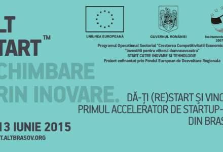 (P) Te poti inscrie la primul accelerator de startup-uri din Brasov - AltSTART