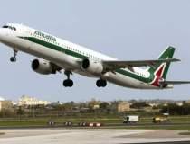 Greva la Alitalia: pilotii...