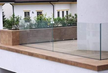 (P) Terase si balcoane elegante amenajate cu travertin. Testeaza pe www.hailacasa.ro!