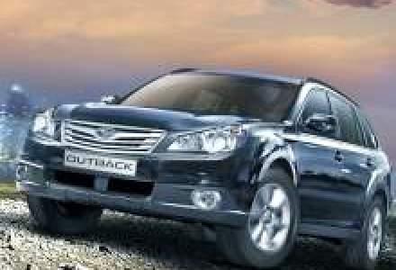 Subaru returneaza 10% din avansul de plata