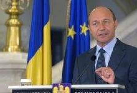 Ce le-a spus Basescu ministrilor despre cresterea deficitului bugetar