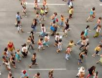 Protest in Piata Victoriei:...