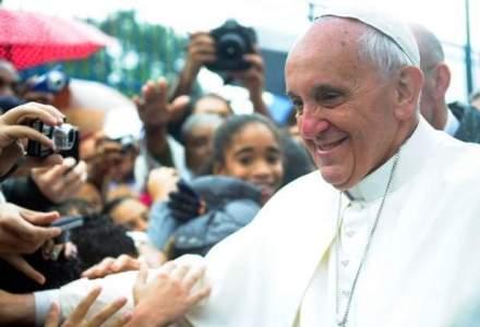 Papa Francisc spune ca nu s-a mai uitat la TV de 25 de ani