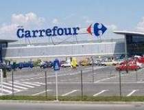 Carrefour, in Bulgaria. Ce...