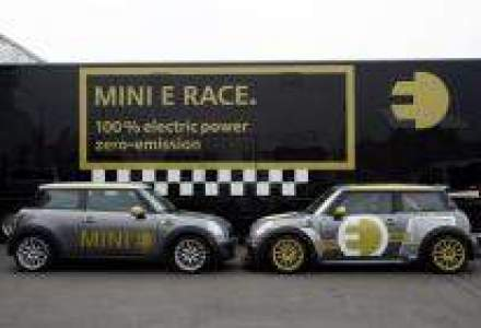 MINI E Race, primul automobil electric pe circuitul Nurburgring