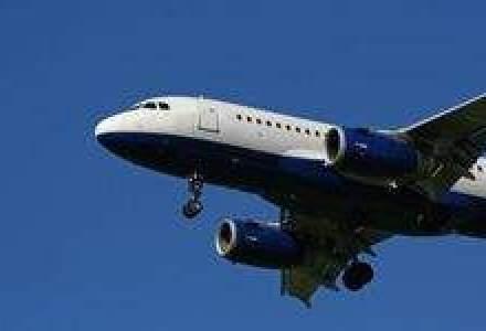 Aeroportul Otopeni a anulat opt zboruri din 250 programate