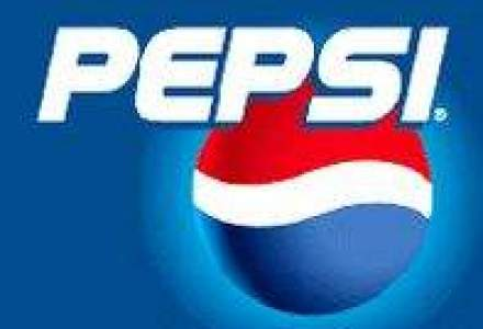 Profitul PepsiCo a avansat cu 26% in primul trimestru