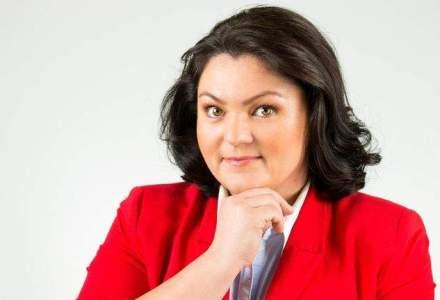 Oxygen a numit-o pe Ruxandra Marin ca director de strategie si dezvoltare
