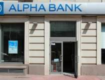 Alpha Bank, pierderi de 6,5...