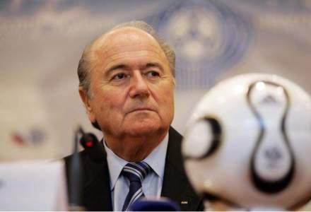 In plin SCANDAL, Sepp Blatter este reales presedinte al FIFA