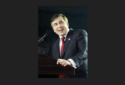 Fostul presedinte georgian Mihail Saakasvili, guvernator la Odesa