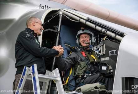 Primul zbor deasupra Pacificului cu un avion fara combustibil: cum arata Solar Impulse 2