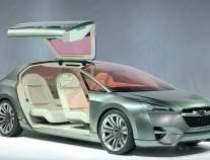 Conceptul Subaru Hybrid...