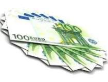 Cursul scade la 4,11 lei/euro