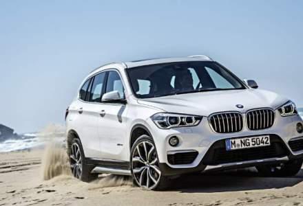 BMW lanseaza a doua generatie X1. Head-Up Display, in premiera