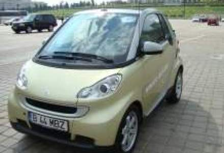 Test Drive Wall-Street: Smart ForTwo Cabrio Limited Edition