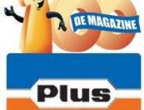 Plus opens 100th store in...
