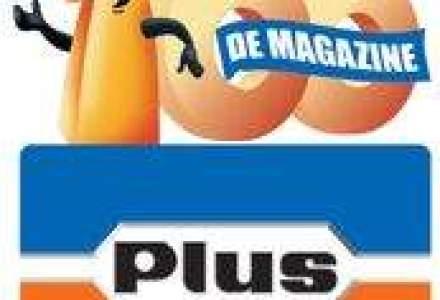 Plus opens 100th store in Romania