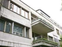Apartamentul lui Voiculescu...