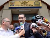 Victor Ponta a cerut sa fie...
