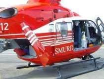 Elicopterele SMURD vor...