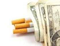 Fumatorii cheltuiesc in medie...