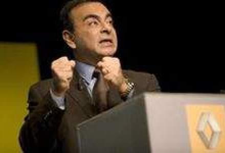 """Carlos Ghosn: """"Cu Duster, Dacia va zgaltai piata 4x4"""""""