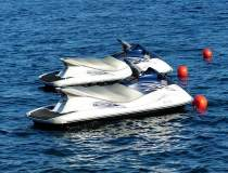 Accident pe Lacul Snagov: O...