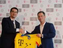 Telekom, sponsor principal al...