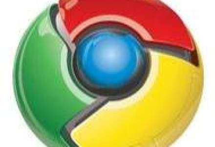 Google Chrome musca din cota de piata a Internet Explorer
