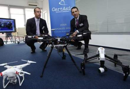 CertAsig a vandut prima asigurare pentru drone din Romania, catre 360Tourist.RO